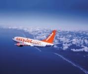 Британская авиакомпания EasyJet увеличила прибыль на 25%