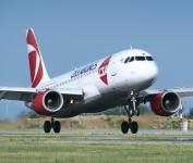 Czech Airlines akcija