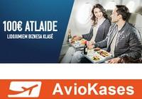 airBaltic Biznesa klases akcija!
