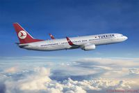 Lidsabiedrība «Turkish Airlines» izsēdina pasažieri ar riekstu alerģiju