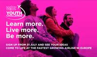 Wizz Air studējošos aicina piedalīties konkursā, kura galvenā balva – ceļot veselu gadu par brīvu