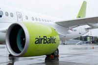 Aviokampānija airBaltic atceļ lidojumus no Rīgas uz Minsku