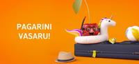 Pagarini vasaru ar airBaltic