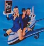 Air New Zealand lidojuma drošība var būt tik seksīga