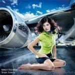 airBaltic в марте перевезла 233 033 пассажиров, заполняемость мест в самолетах растёт