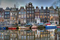 Brīdina par noziegumu līmeņa pieaugumu Amsterdamā