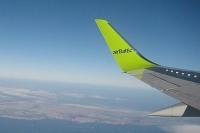 airBaltic начинает полеты в Прагу