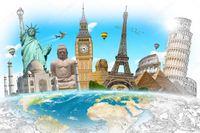 TOP pieci pārvērtēti tūrisma galamērķi