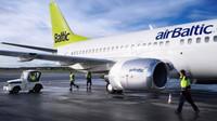 «airBaltic» lidojumus uz Ženēvu, Tamperi un Gēteborgu veiks visu gadu