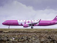 Islandes zemo cenu lidsabiedrība «WOW Air» atceļ pilnīgi visus lidojumus