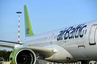 """""""airBaltic"""" sāk tiešos lidojumus no Rīgas un Abū Dabī"""