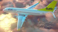 airBaltic будет летать в Малагу, Мадрид и Лиссабон также зимой