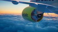 airBaltic pasažieru skaits novembrī pieaudzis par 24%