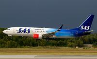 SAS Scandinavian Airlines акция на полёты в США