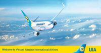 Ukraine International Airlines akcija - lētas aviobiļetes