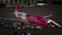 Wizz Air начнет летать из Вены по 17 маршрутам