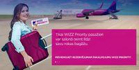 Представительство Wizz Air в Риге
