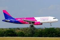 Wizz Air открыл два новых авиамаршрута из Риги