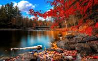 Labākās vietas pasaulē, kur izbaudīt zelta rudeni
