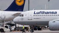 Lufthansa Group сократит число рейсов до 50% из-за коронавируса