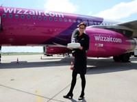 Wizzair uz Londonu lidos arī no Tallinas