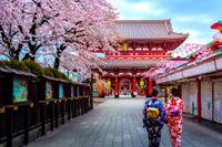Топ 5 красивейших мест в Японии