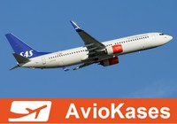 SAS Scandinavian Airlines акция